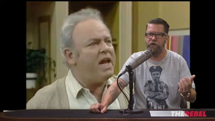 "Gavin McInnes: Yeah, Trump is Archie Bunker. So?  Published on Aug 22, 2017  (LANGUAGE WARNING) Gavin McInnes of TheRebel.media explains that when Norman Lear invented ""Archie Bunker,"" his attempt at leftwing propaganda backfired. MORE: https://www.therebel.media/yes_donald... Never miss a new Rebel video: http://www.youtube.com/c/RebelMediaTV"