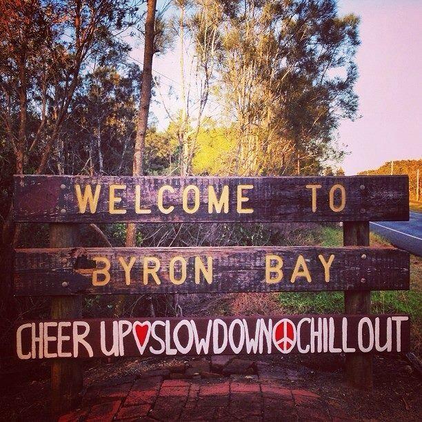 Byron Bay, NSW.