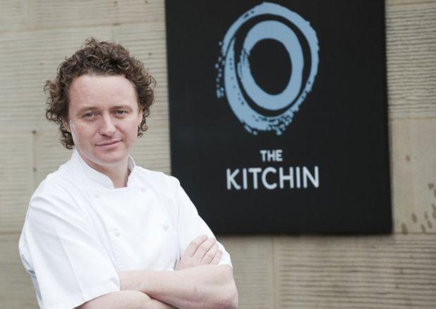 Tom Kitchin Michelin Chef