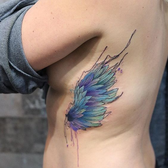 WING TATTOO HAS A SPECIAL MEANING – Page 58 of 61