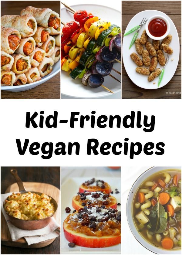 Kid-Friendly Vegan Recipes - Foodie Blog - We Dig Food Foodie Restaurant Reviews