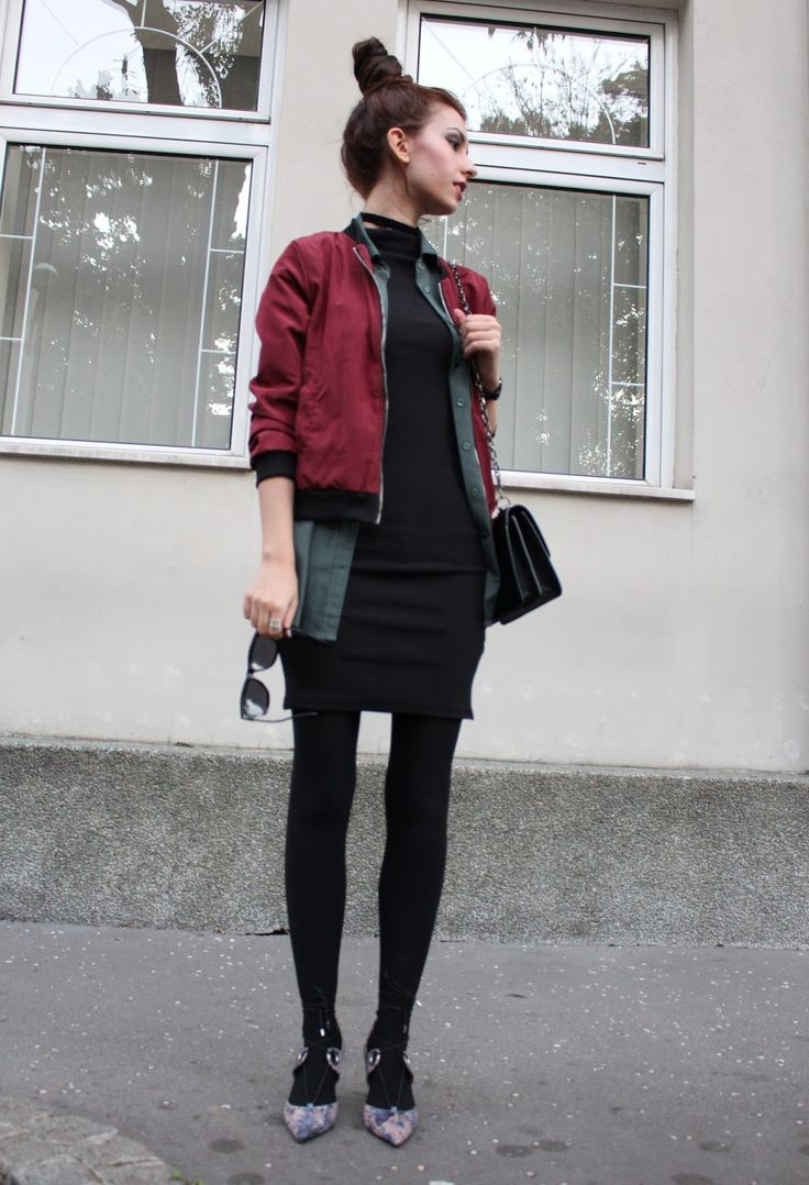 Maroon bomber outfit.  #bomberjacket #maroonbomber #autumnstyle