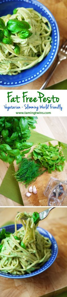 Taming Twins | Food, family and being more than just Mum | Slimming World Pesto Recipe | http://www.tamingtwins.com