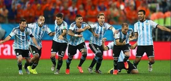 L'analisi di Olanda-Argentina #WolrdCup2014 #Brazil2014