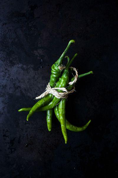 Sweet Green Peppers by onegirlinthekitchen