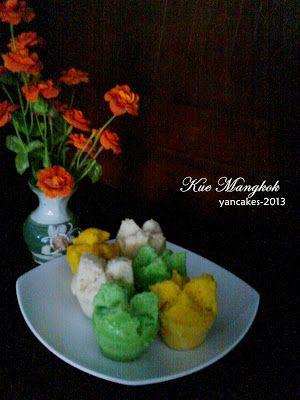 Kue mangkok > Jajan Pasar (kue basah) khas Indonesia