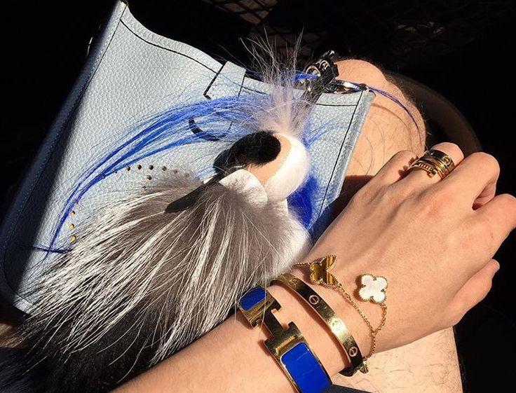 Hermès Evelyne TPM | the next mini bag on my need list after the mini Birkin! Ugh need this mini in my life!