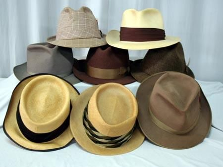 Taking this century back to the 1940's, the fedora is catching on in many age groups adding style and class to the simplest look.