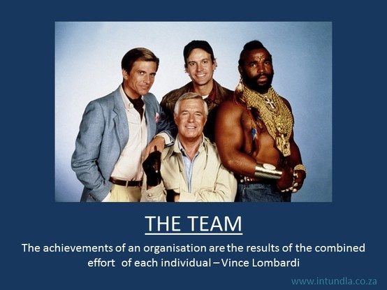 What makes your team great?