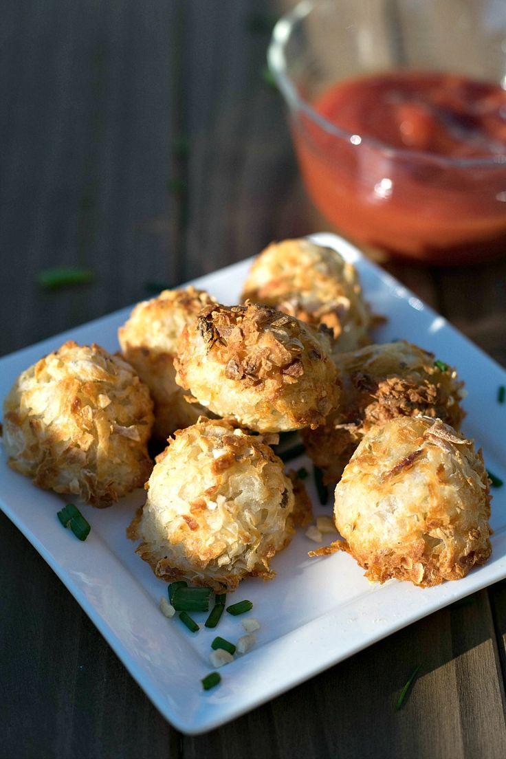 Air Fryer Tater Tots Recipe Air fryer recipes vegan