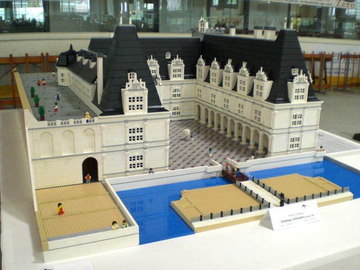 Oltre fantastiche idee su castello di lego pinterest