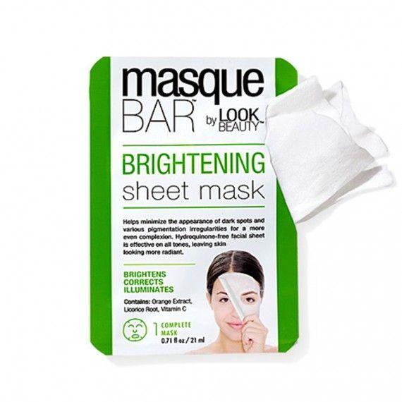 30s Masque Bar Green Tea Sheet Mask, £9.99 for 3