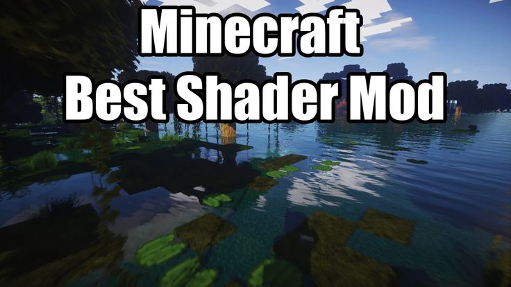 Minecraft GLSL Shaders mod And Optifine Best Graphics Mod Showcase 2015