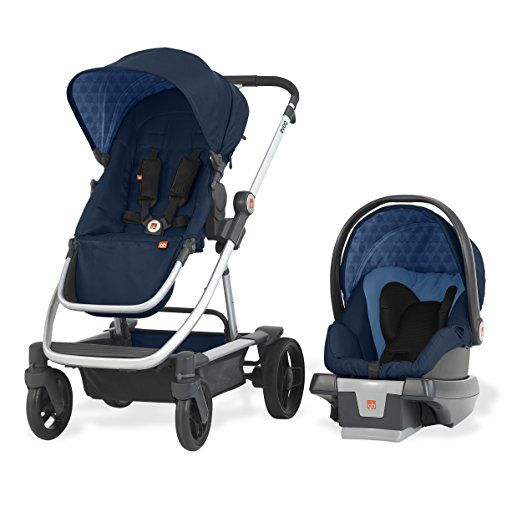Amazon.com : gb Evoq 4-In-1 Travel System, Midnight : Baby