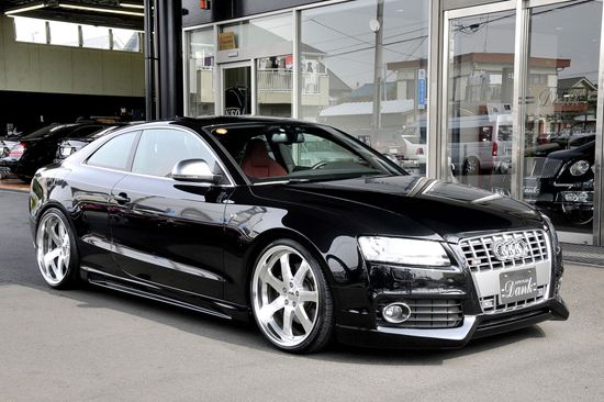 Rieger Audi S5  Always on my grind hoping for this one day.
