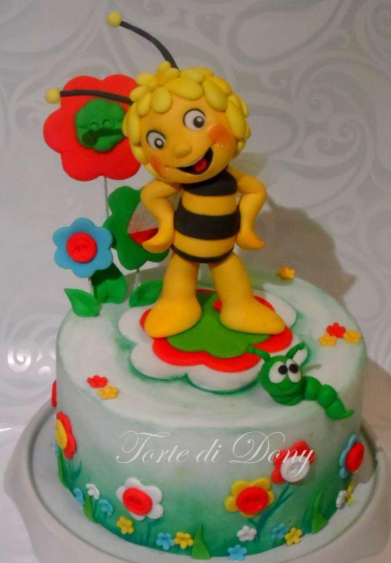 171 Best Ladybug Bee Cakes Images On Pinterest