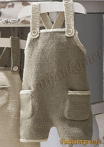 Combinaison 03 pattern by Phildar Design Team