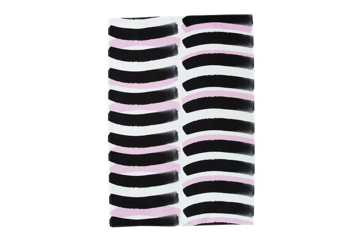 Mosey Me Zebra Tea Towel