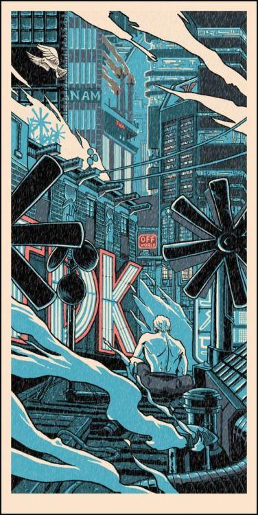 """Tears in the Rain""- Tim Doyle"