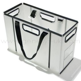 Portable Storage Box ideal for hot desking or for use with hot desk lockers. http://www.genesys-uk.com/hot_desk_boxes.html