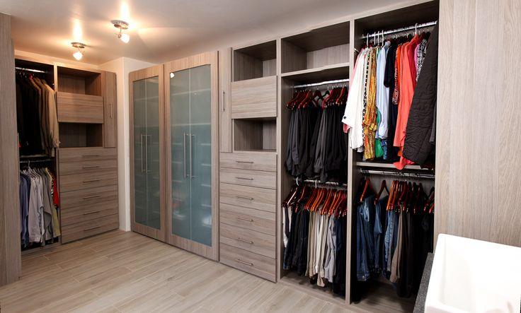 Closets leal closets y vestidores sobre dise o cuarto for Closet economicos en monterrey