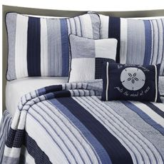 Nantucket Dreams Quilts - Bed Bath & Beyond