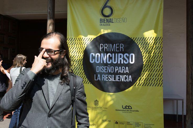 El Geógrafo Marcelo Lagos comenta sobre el rol del Diseño en situación de Alerta.