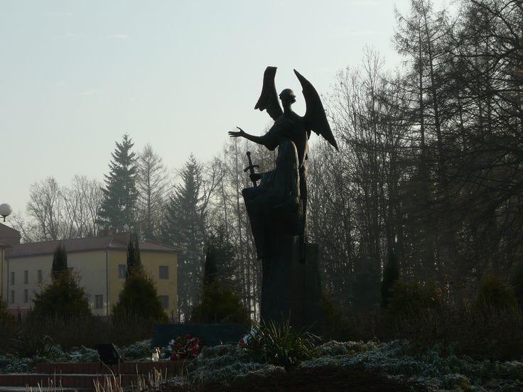 Figura Anioła Stróża Polski