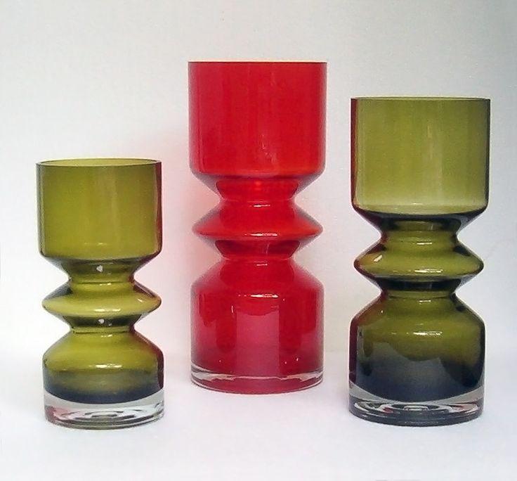 Vase 1472 Aladin, Tamara, Riihimäen Lasi | Designlasi.com