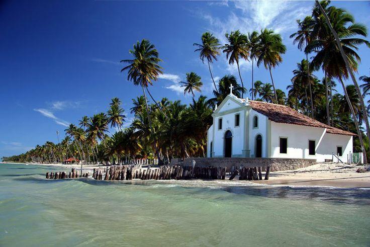A Praia dos Caneiros - Pernambuco