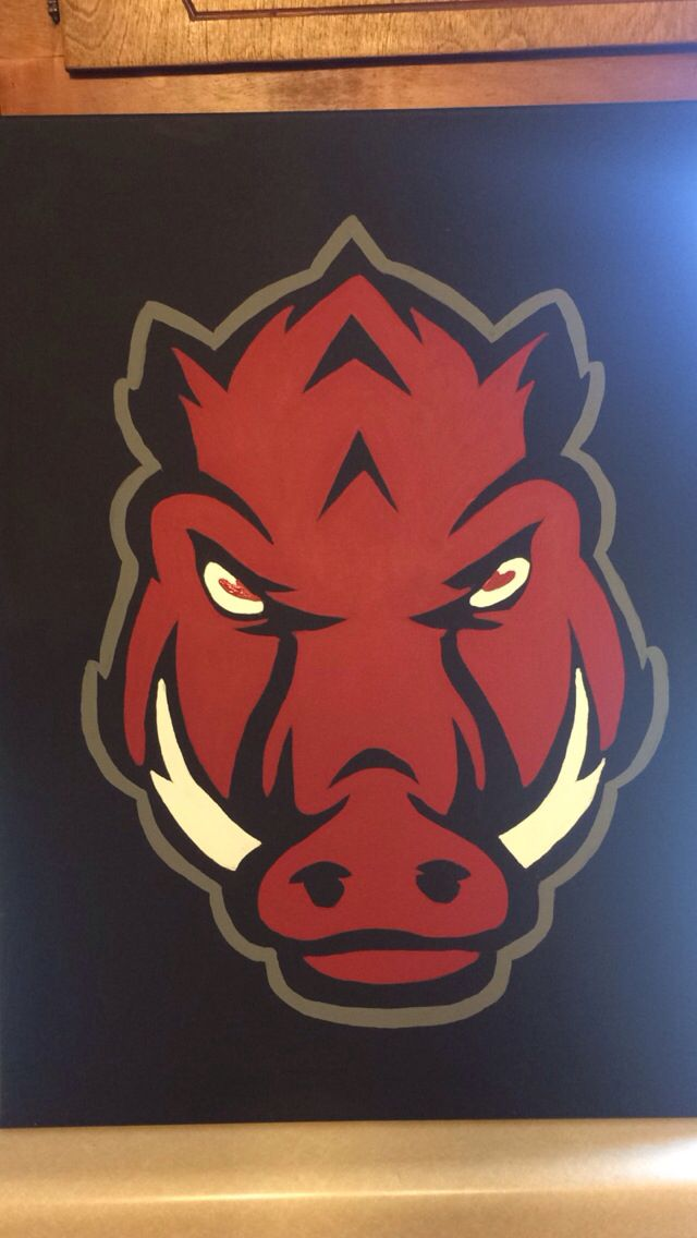 Razorback Canvas