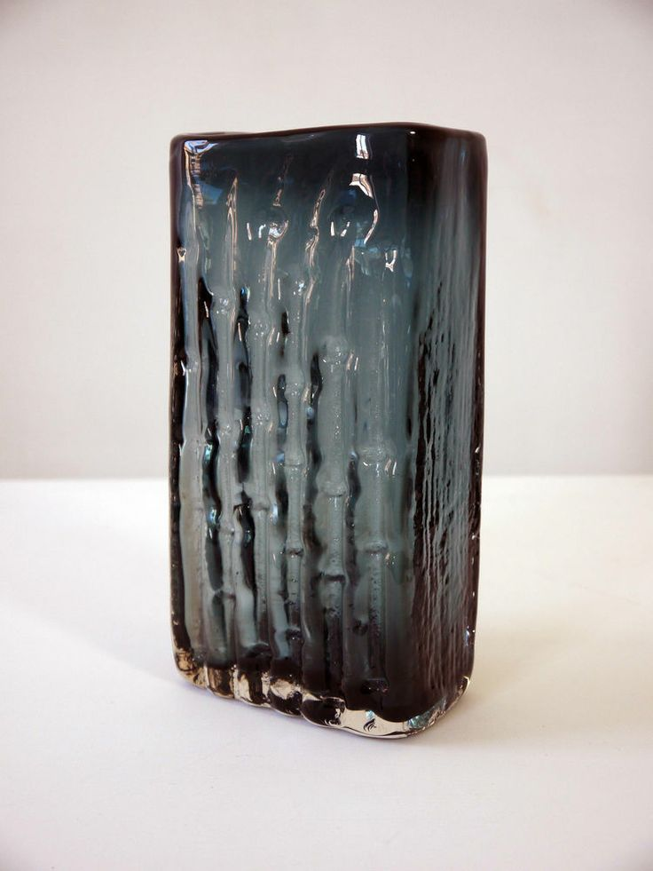 18 Best Geoffrey Baxter Images On Pinterest Glass Vase Glass