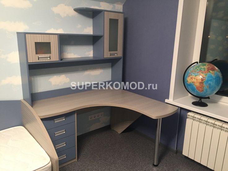 Купить компьютерные столы на заказ в Барнауле | Продажа офисных столов, цены | Заказать угловые компьютерные столы, фото