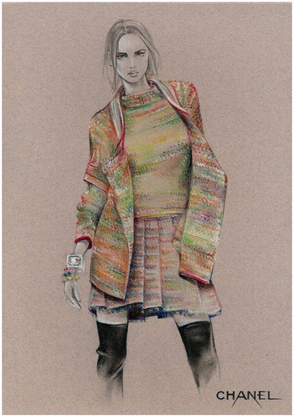 Yana-Protasova-Chanel-Fall-2013