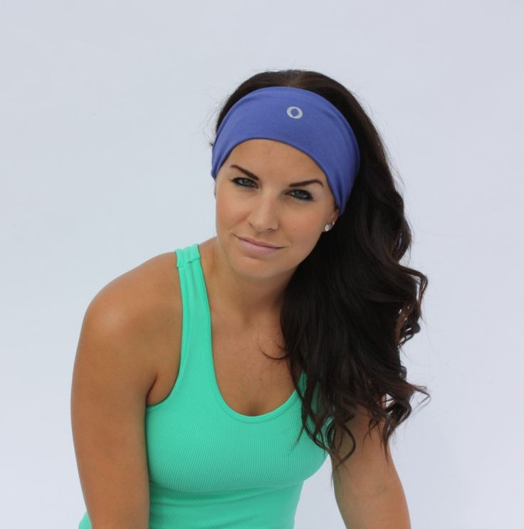 At Sweaty Bands, we create quality, non slip headbands for women. From running errands to running marathons, our athletic headband does not slip.