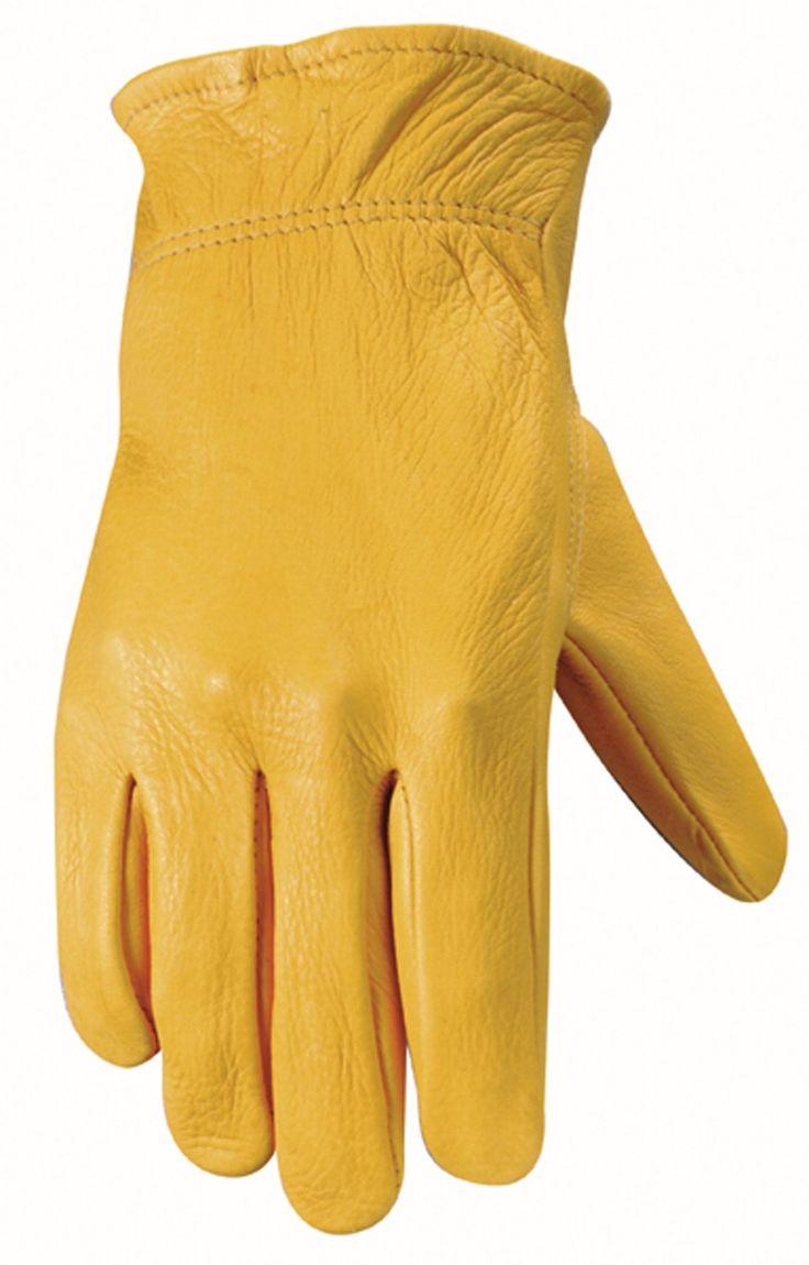 Under armour leather work gloves - Wells Lamont Women S Leather Work Gloves Grain Deerskin