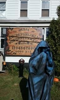 The Blue Ghost  and interactive Ouija by Schreck Talking Boards