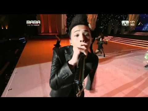 GD,TOP,Taeyang 2010 Mnet Asian Music Awards Live Performances HD This is why i LOVE T.O.P&GDragon<3 So AMAZING<3<3