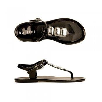 Holster Sandals HST27BL Holiday Black