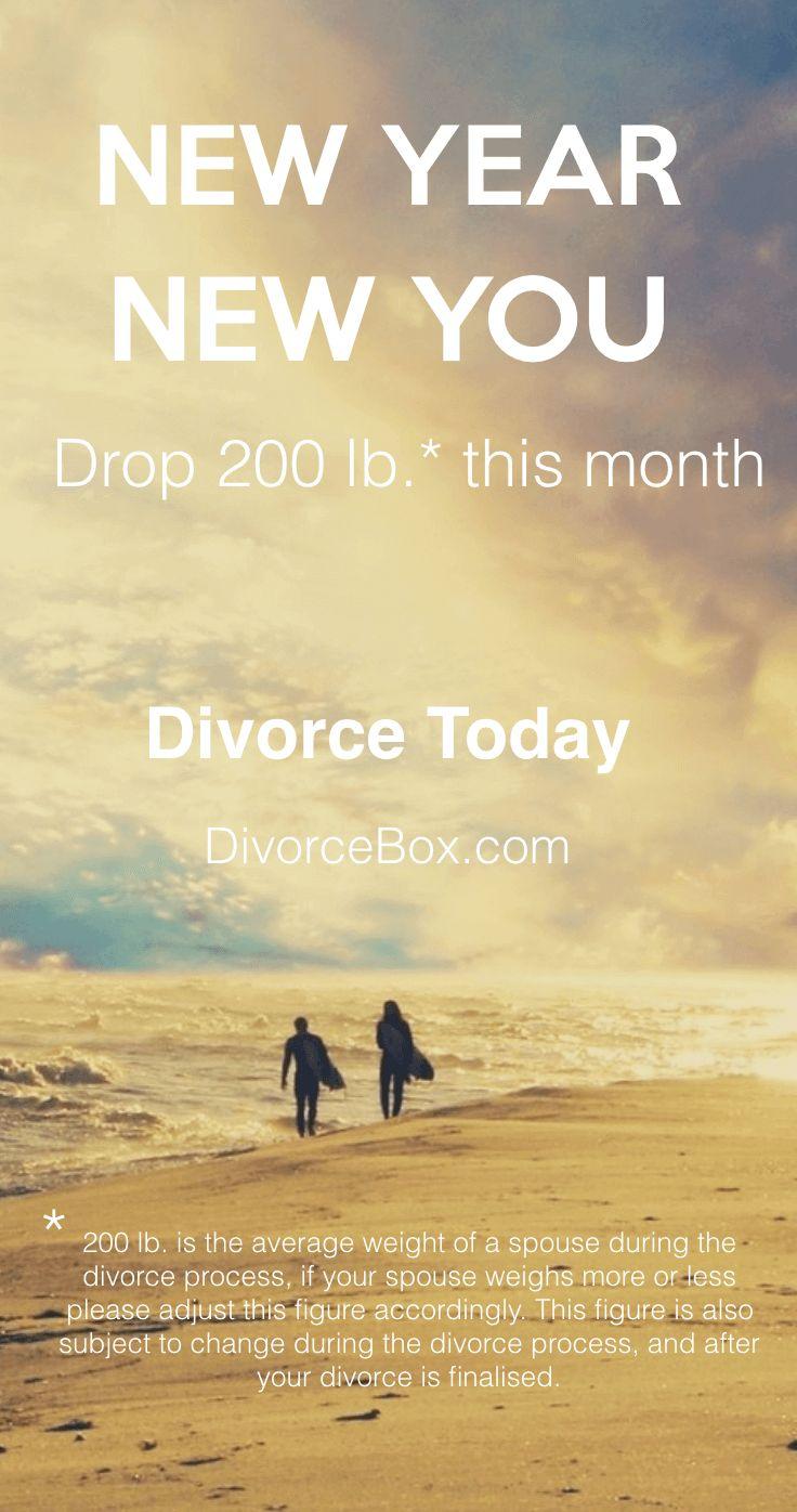 New Year New YOU - Divorce Today - quick divorce with divorcebox