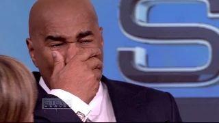 kanye west hey mama live crying - YouTube