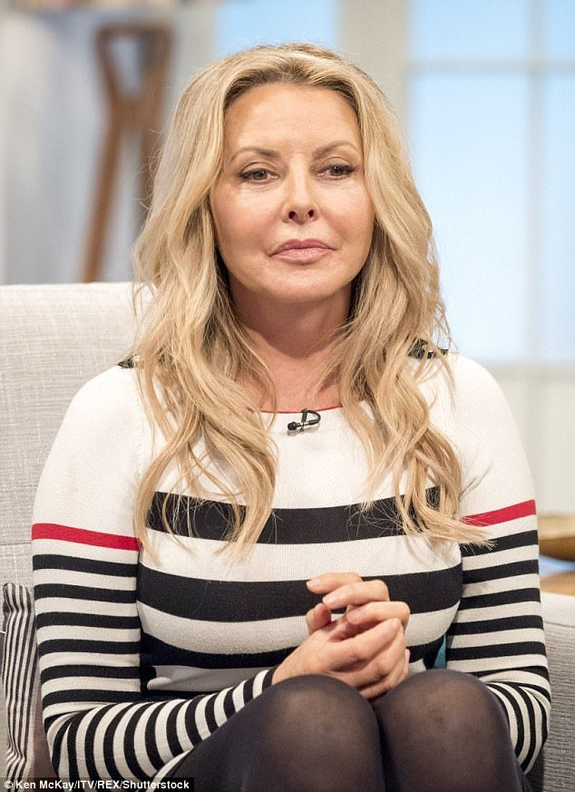 A few days ago, Carol Vorderman popped up on TV, talking about the menopause. It was a bit of a surprise since, despite her age, 56, Miss Vorderman is not someone that I necessarily associate with that time of life