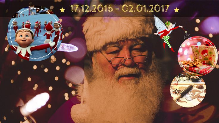 Santa's Elves are coming this Christmas at Civitel Attik! Do not miss it!