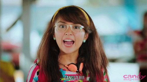 She's Dating The Gangster: The Trailer In GIFs and Emojis