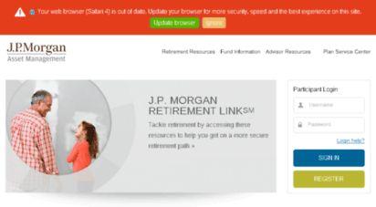 retirementlink jpmorgan com
