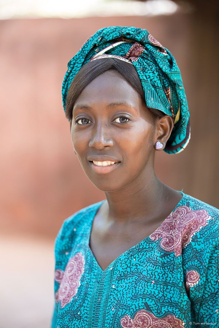 Gambia - Portraits of Beauty, Elegance and Dignity