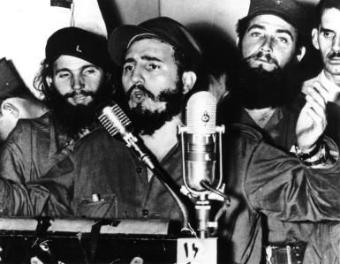 Fidel Castro, Cuba's Controversial Communist: Castro Cuba speech after Batista flees in 1959