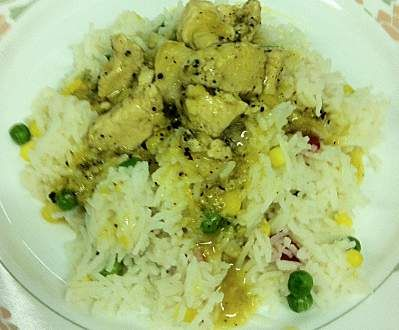 Recipe Lemon Pepper Chicken by Liz_H - Recipe of category Main dishes - meat