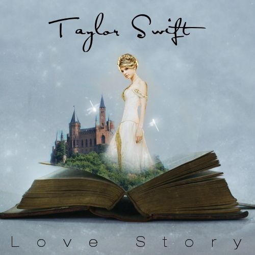 Love Story [FanMade Single Cover] - fearless-taylor-swift-album Fan Art