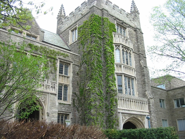 University Hall, McMaster University, Hamilton, Ontario, Canada